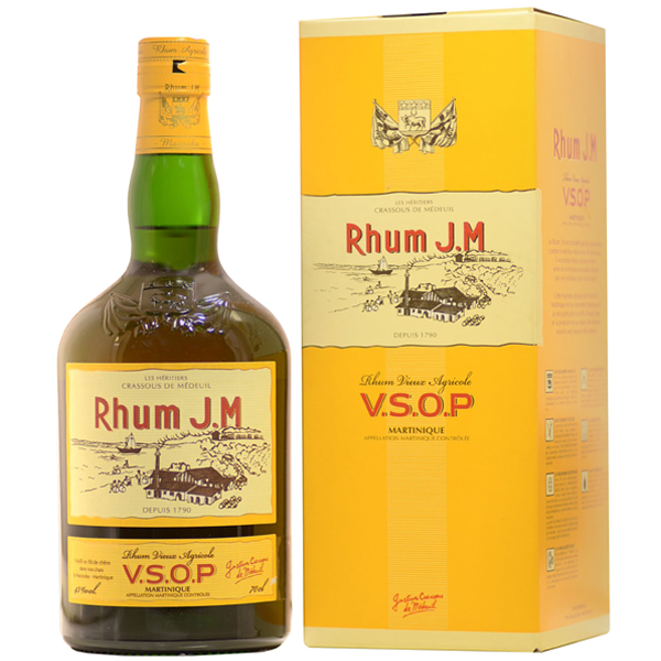 Rhum JM VSOP 70cl