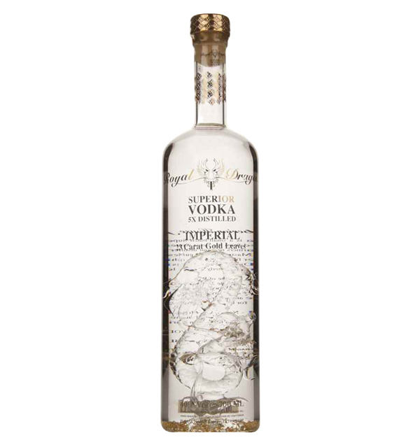Royal Dragon Imperial Vodka 70cl