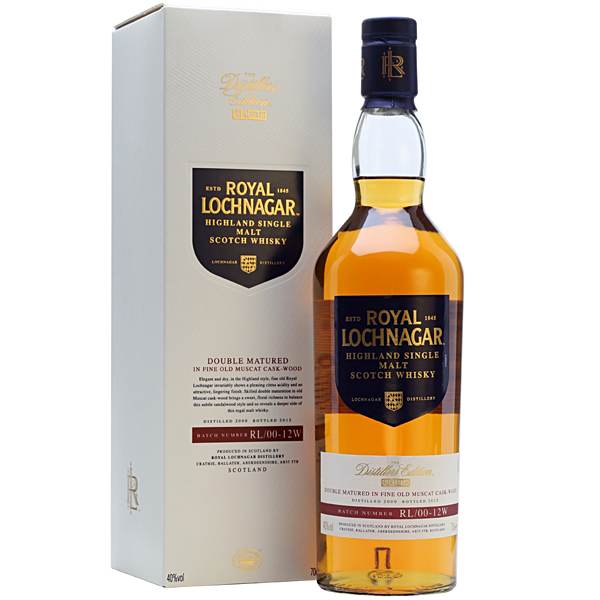 Royal Lochnagar Distillers Edition 70cl
