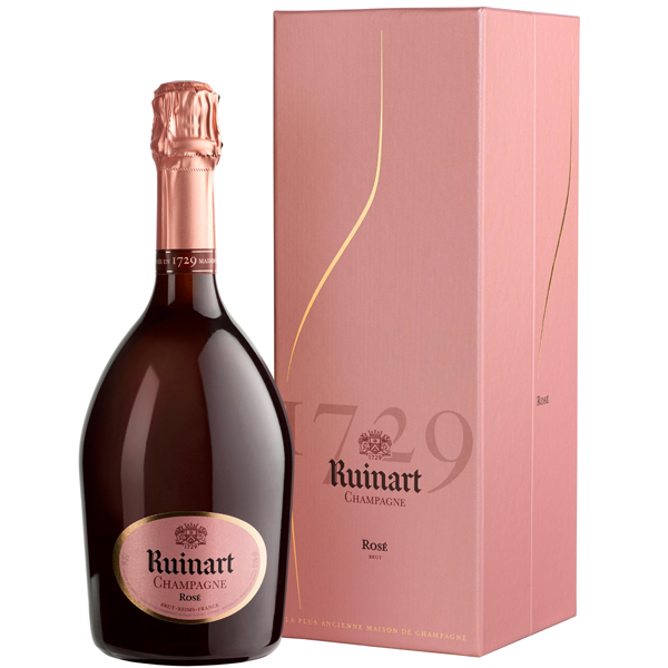 Ruinart Rose Gift Box 75cl