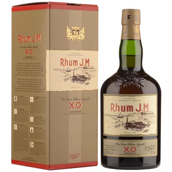 Rhum JM XO 70cl