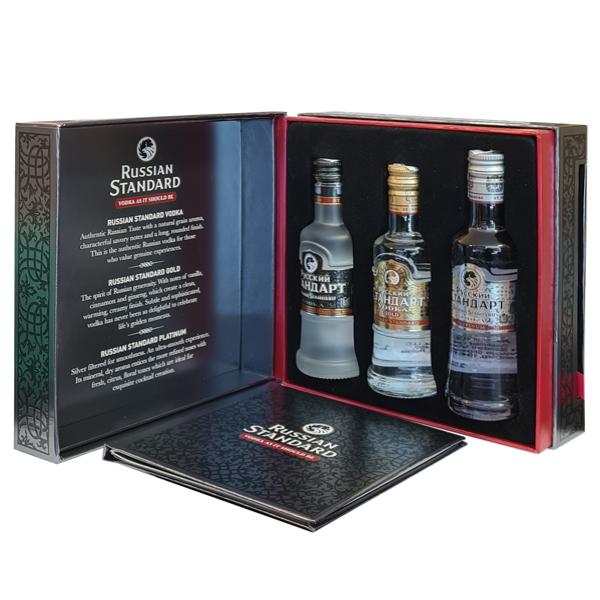 Russian Standard Trio Pack 3 x 0.05L