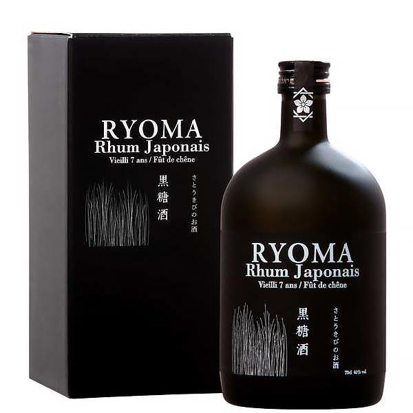 Ryoma Rhum Japonais 70cl
