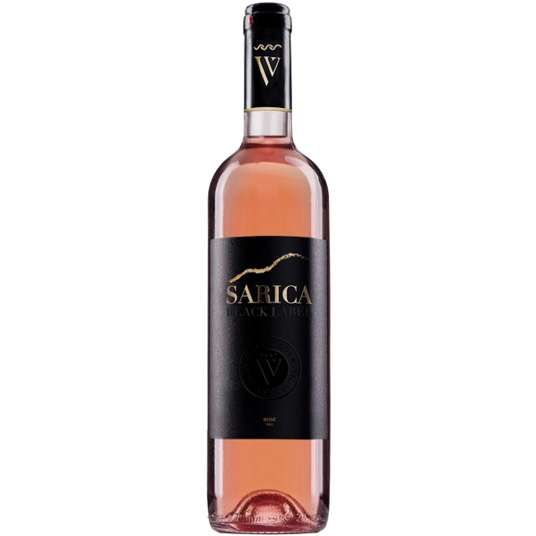 Sarica Niculitel Black Label Rose 75cl