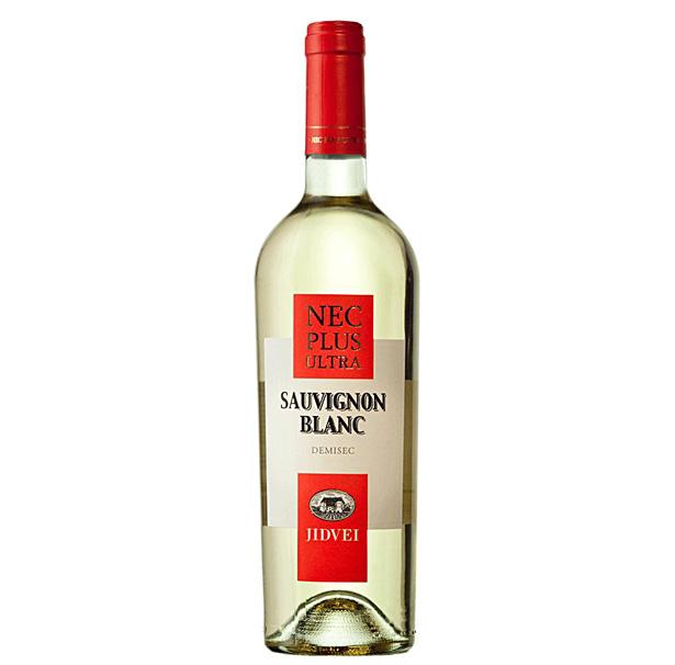 Jidvei Nec Plus Ultra Sauvignon Blanc 75cl