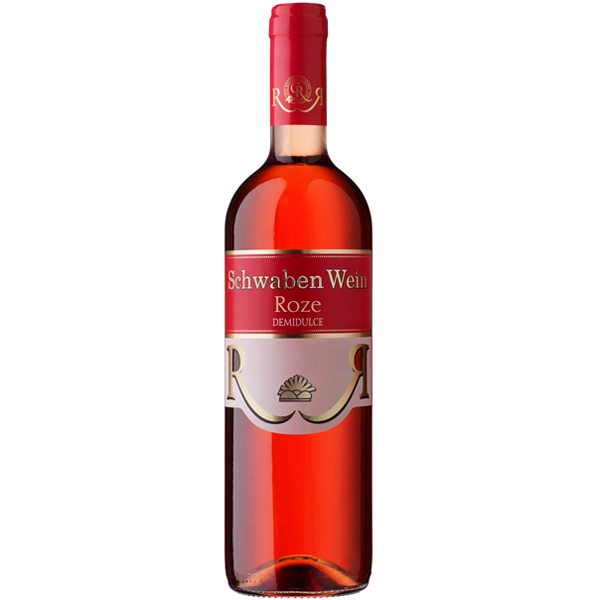 Recas Schwaben Rose 75cl
