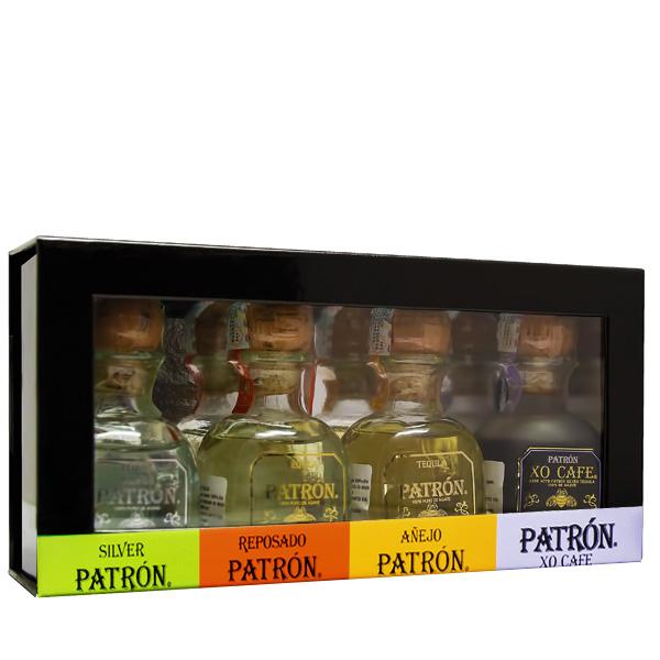 Patron Tequila Mini Set