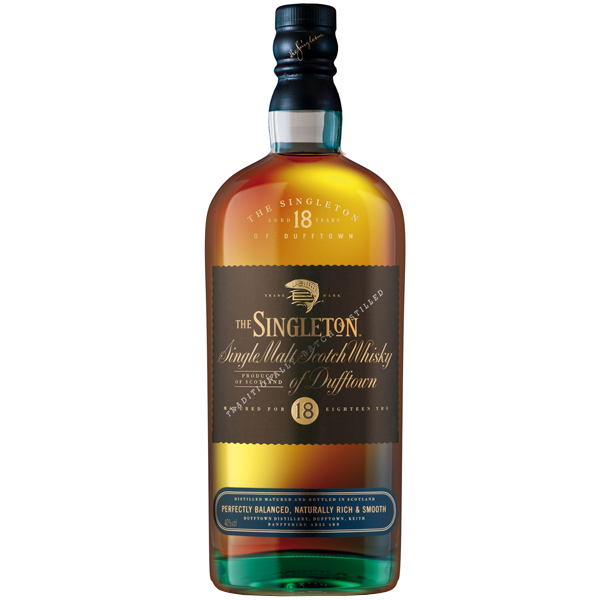 Singleton 18 ani 70cl