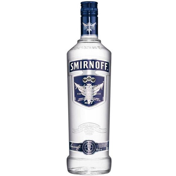Smirnoff Blue 70cl