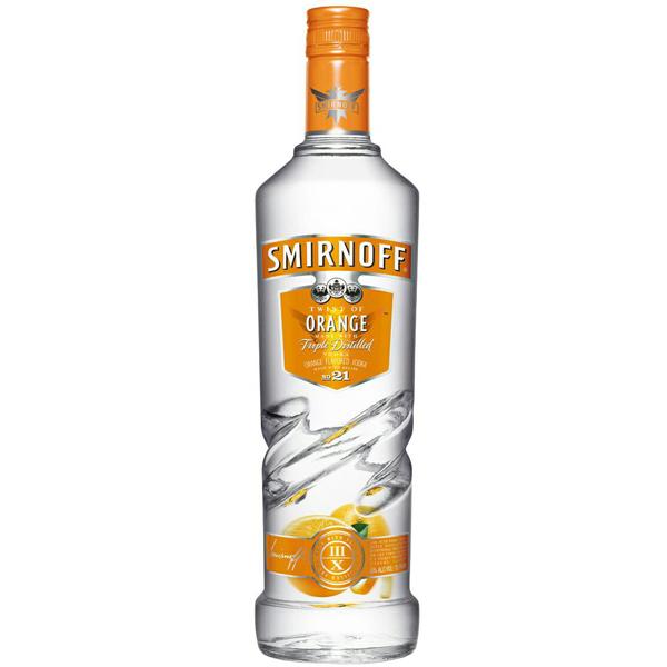 Smirnoff Orange 70cl