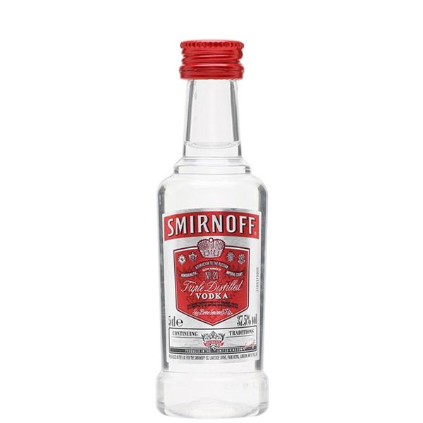 Smirnoff Red 5cl