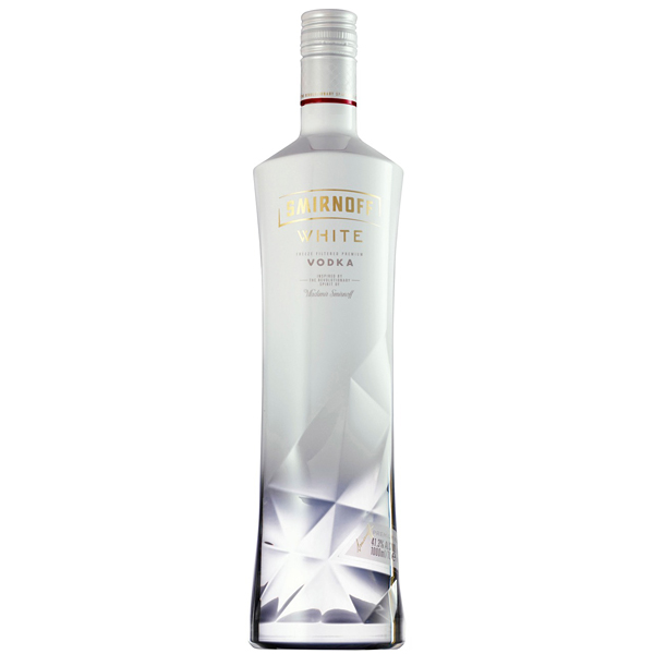 Smirnoff White Vodka 100cl