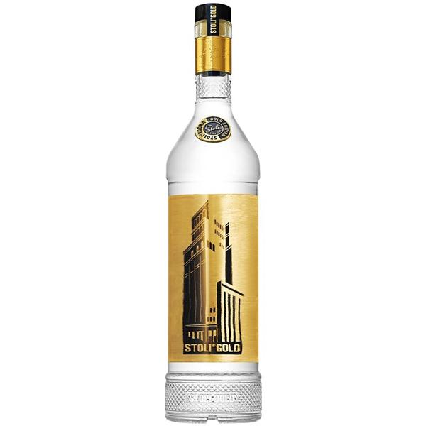 Stolichnaya Gold 100cl