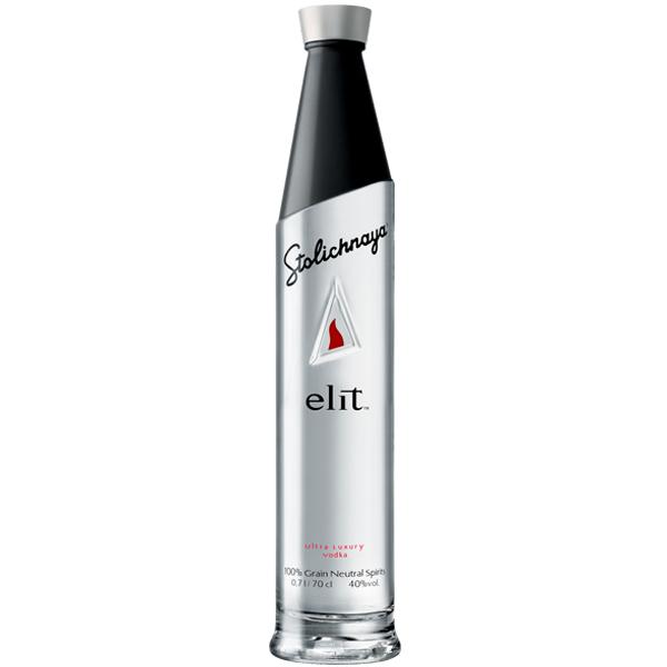 Stolichnaya Elit Vodka 100cl