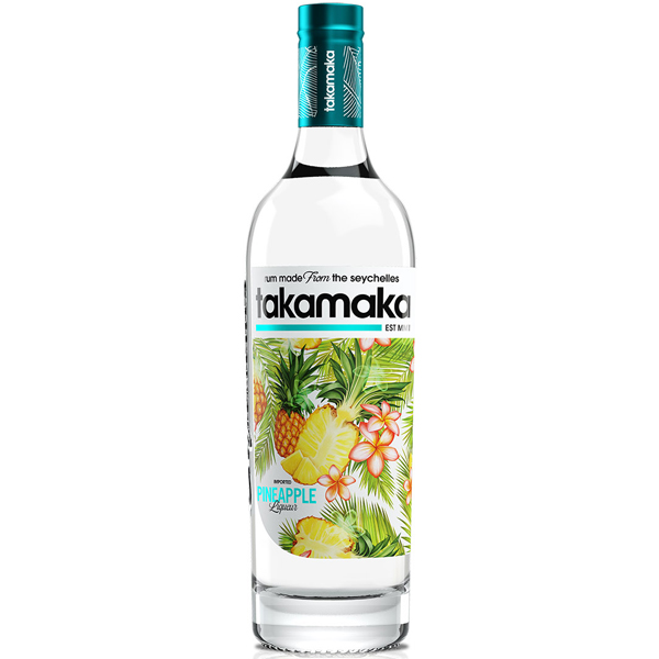 Takamaka Pineapple Rum 70cl