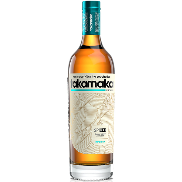 Takamaka Spiced 70cl