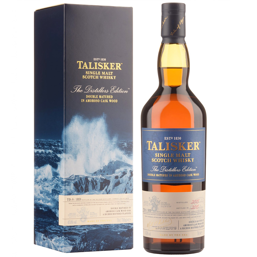 Talisker Distillers Edition Double Matured 70cl