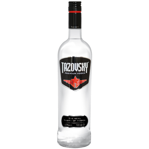 Tazovsky Vodka 100cl