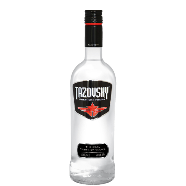 Tazovsky Vodka 70cl