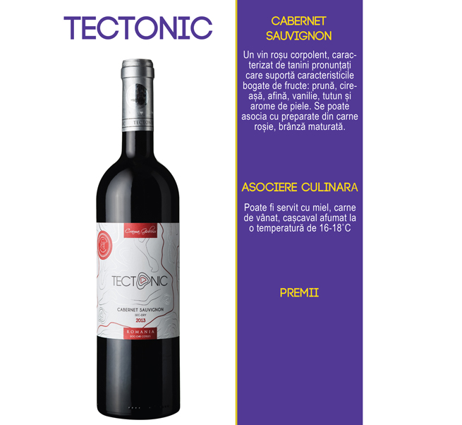 Tectonic Cabernet Sauvignon 75cl