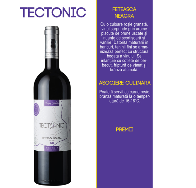 Tectonic Feteasca Neagra 75cl