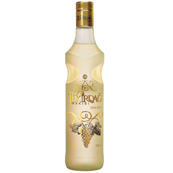 Tekirdag Gold Series 70cl