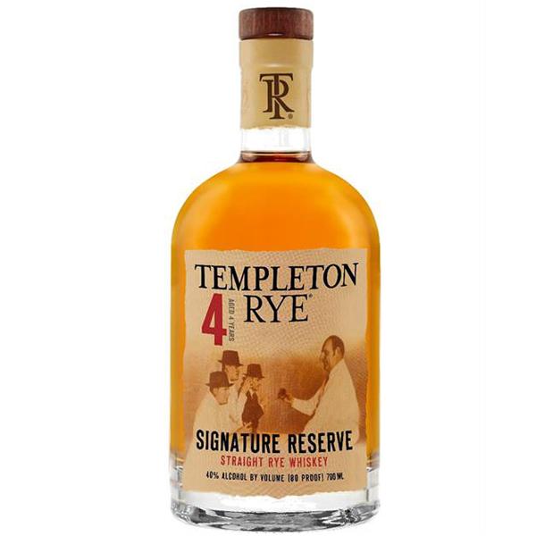 Templeton Rye 4 ani Signature Reserve 70cl