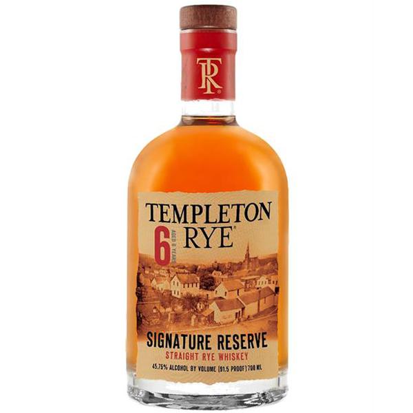 Templeton Rye 6 ani Signature Reserve 70cl
