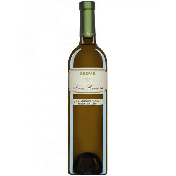 Terra Romana Sauvignon Blanc & Feteasca Alba 75cl