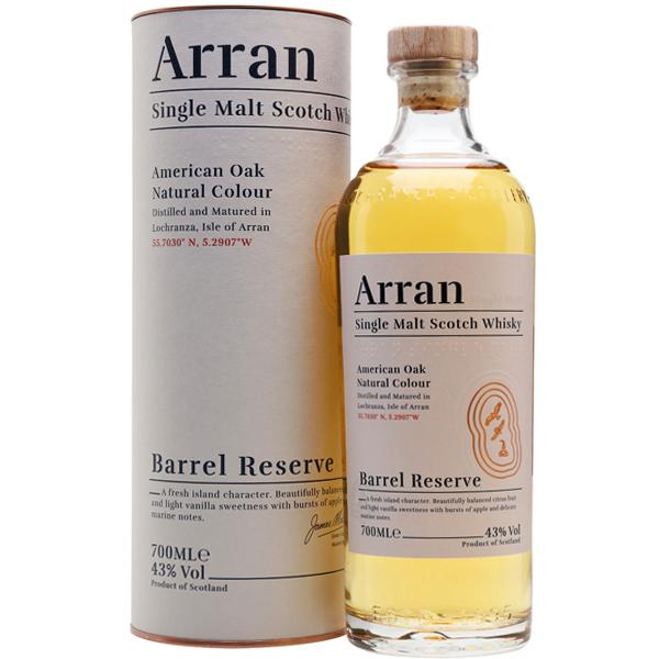The Arran Malt Barrel Reserve 70cl