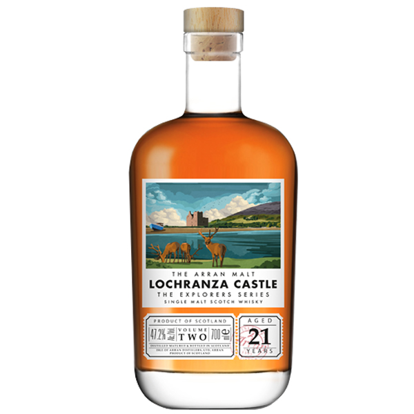 The Arran Malt Lochranza Castle Volume Two 70cl