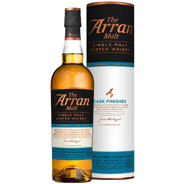 The Arran Malt Marsala Finishes 70cl