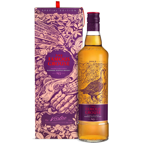 The Famous Grouse 16 ani Special Edition 70cl