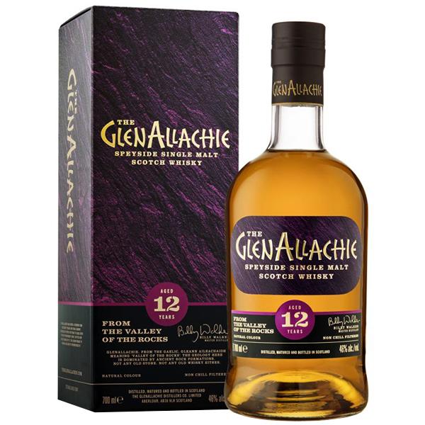 The GlenAllachie 12 ani 70cl