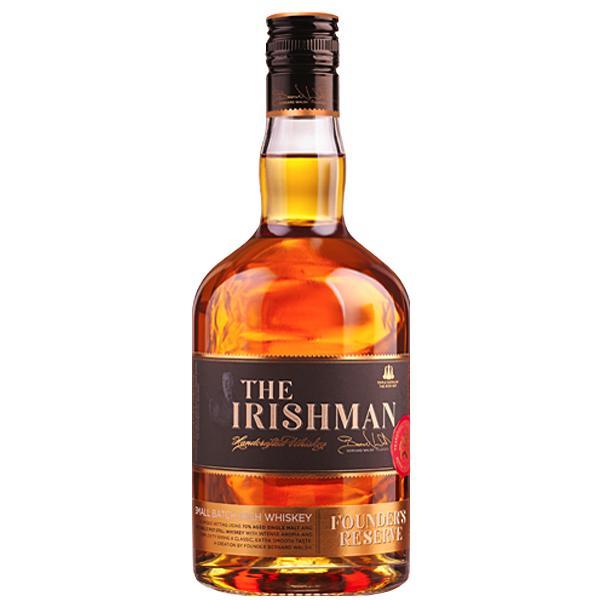 The Irishman Founder's Reserve 70cl