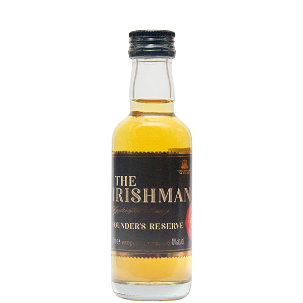 The Irishman Founder's Reserve 5cl