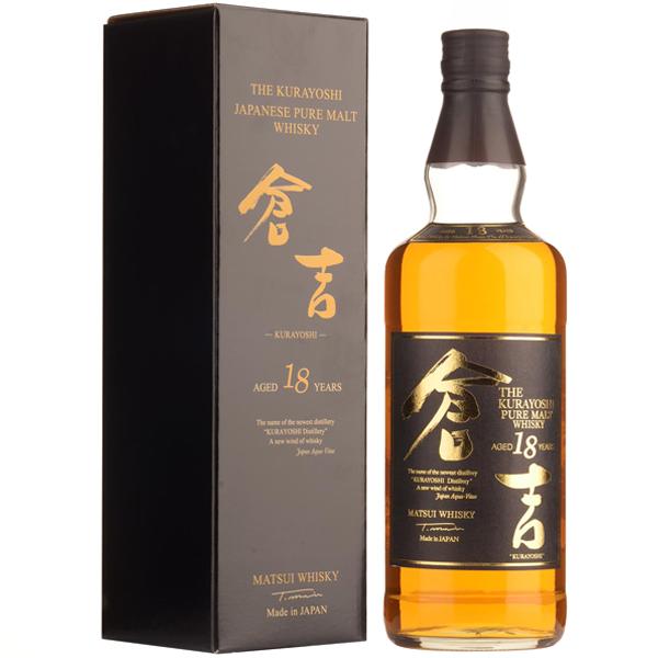 The Kurayoshi Pure Malt 18 ani 70cl
