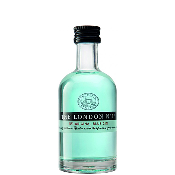 The London No1 Blue Gin 5cl
