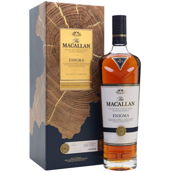 The Macallan Enigma 70cl