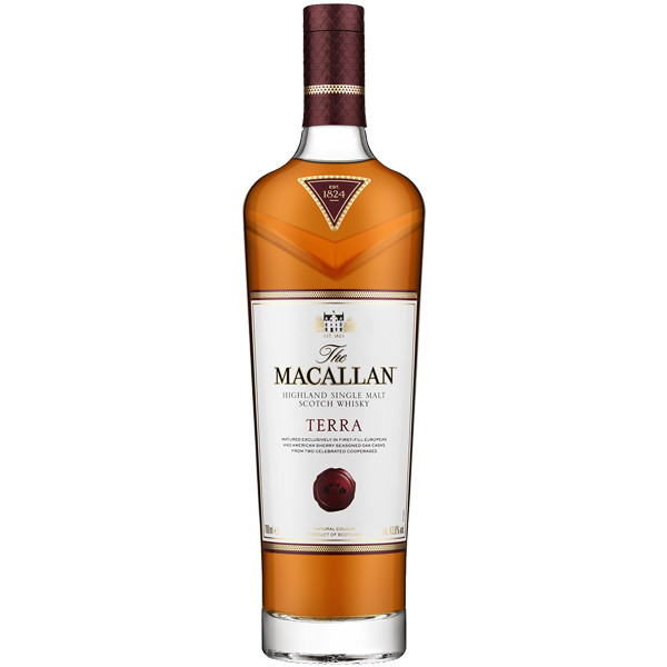 The Macallan Terra 70cl