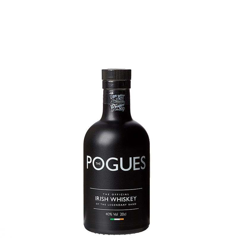 Pogues Irish Whiskey 20cl