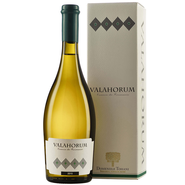 Tohani Valahorum Essence de Roumanie 75cl