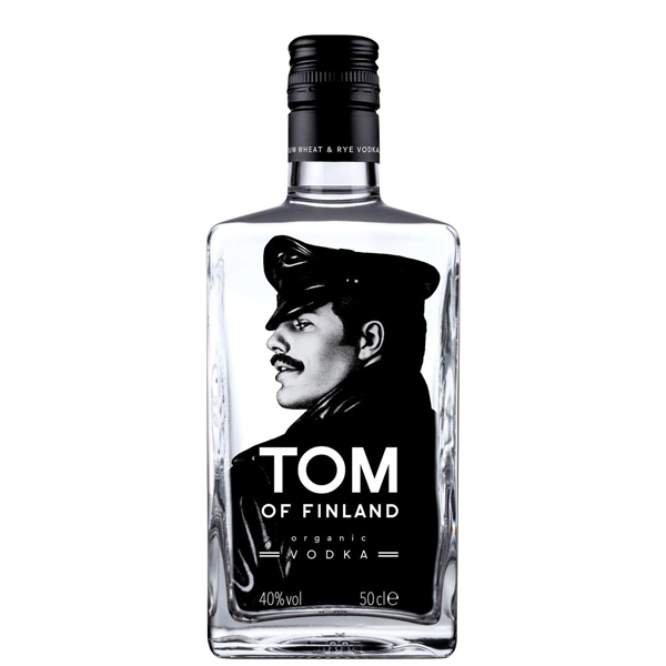 Tom Of Finland Organic Vodka 50cl