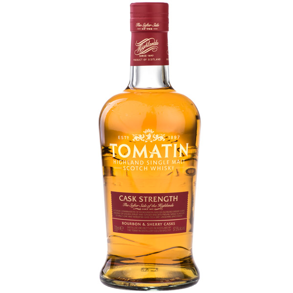 Tomatin Cask Strenght 70cl