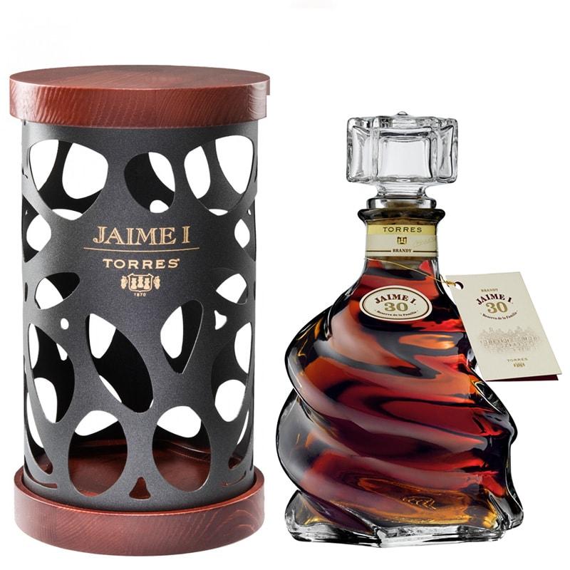 Torres Jaime I. 30 ani 70cl