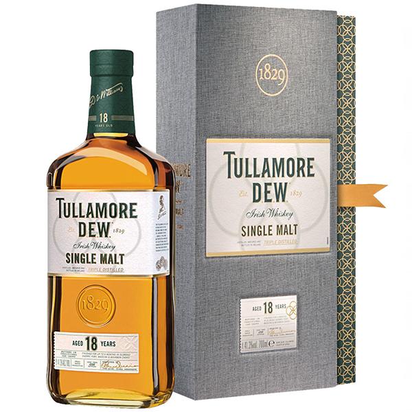 Tullamore Dew 18 ani 70cl