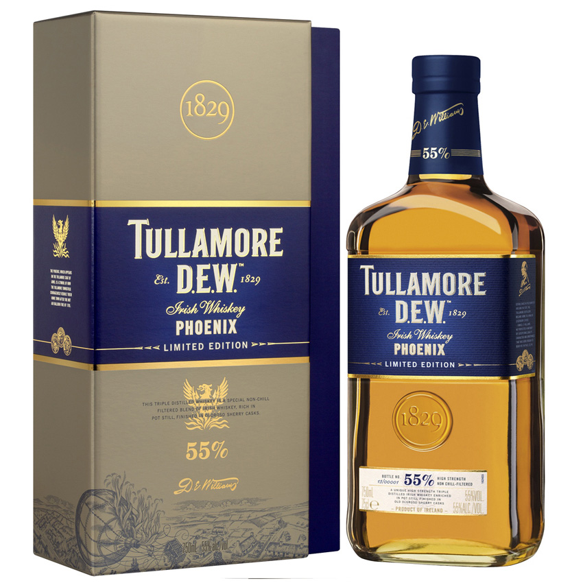 Tullamore Dew Phoenix Limited Edition 70cl