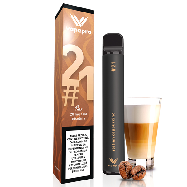 Vapepro #21 Italian Cappuccino