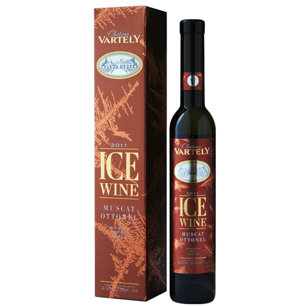 Chateau Vartely Ice Wine Muscat Ottonel 37.5cl