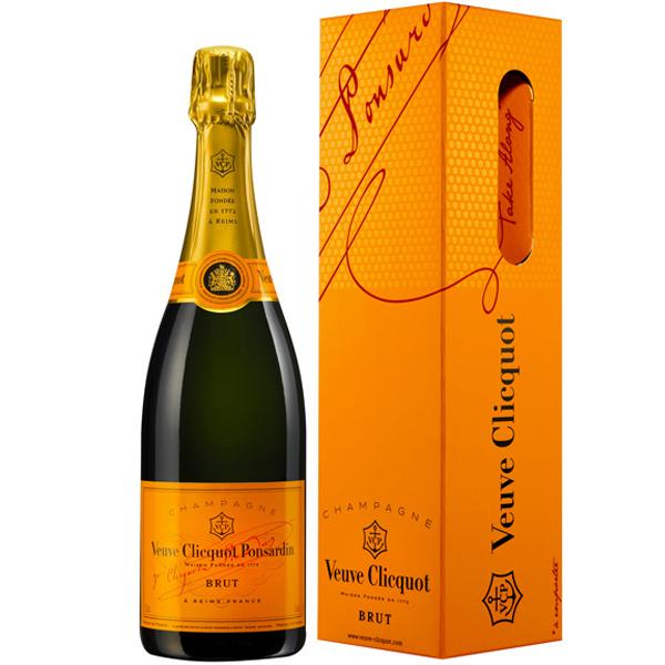 Veuve Clicquot Ponsardin Brut Gift Box 75cl